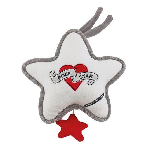 74ae96e11ca Rock Star Baby-Μουσικό Παιχνίδι-Heart & Wings